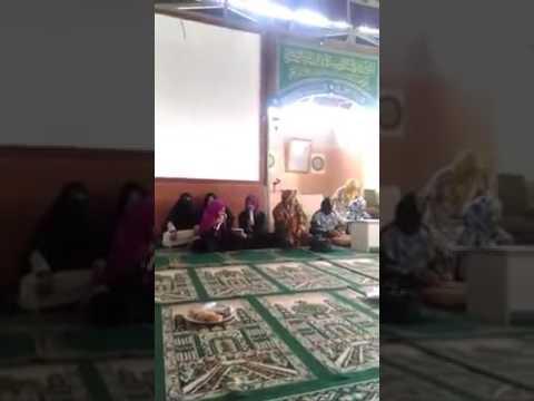 Duet Putri Habibana Rizieq - Syarifah Fairuz Syihab Dan Syarifah Zahra Syihab