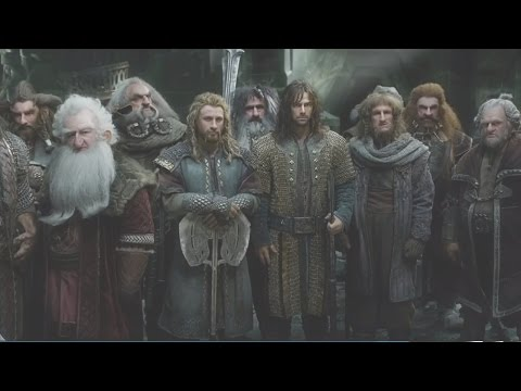 The Hobbit: The Battle of the Five Armies - Trailer | HD