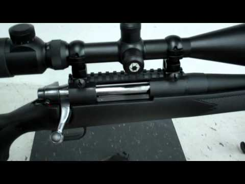 Mossberg ATR 100 .308 Benchtop Review and Description