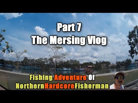 Malaysia Fishing Trip Series Part 7: The Mersing Vlog | FishingAdvNHF