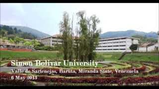 Simon Bolivar University, Caracas
