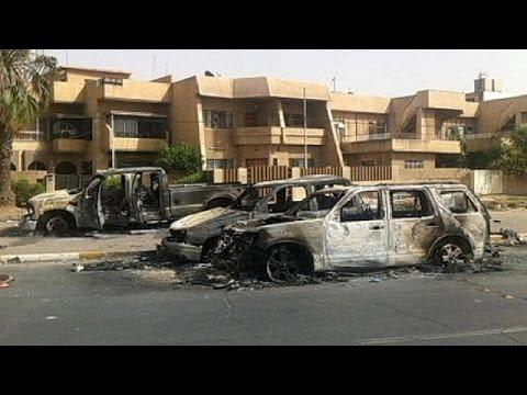 Los yihadistas a apenas 160 kilómetros de Bagdad