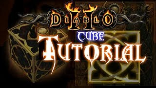 Extensive Horadric Cube Tutorial - Diablo 2