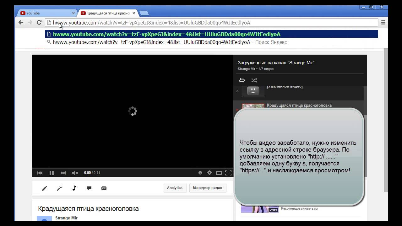 Что делать если видео не воспроизводиться на андроид