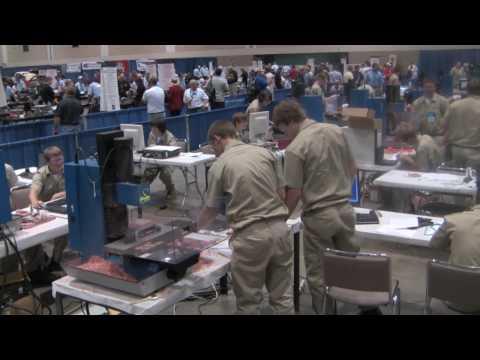 June 2009, National SkillsUSA Automated Manufacturing Contest, Washington ...
