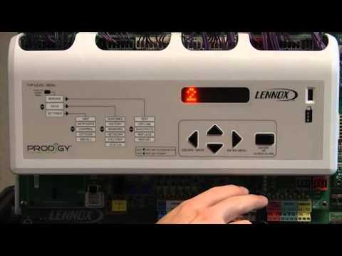 Connection® Network is Lennox' premium light building automation