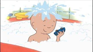 Caillou 's Splash | Cartoon for Kids | Cartoon Caillou l Cartoon Movie | Kids videos for kids