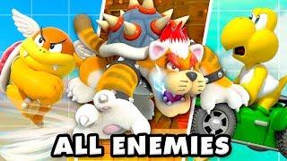 Super Mario Maker 2 - All Enemies!