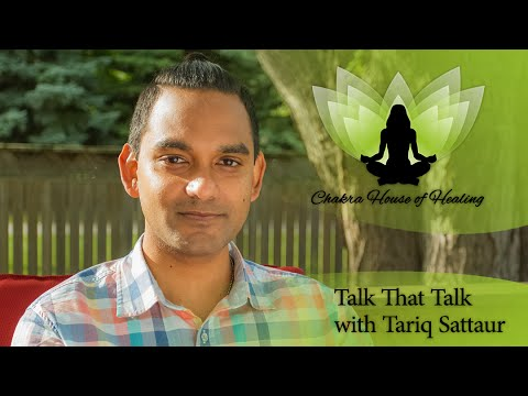 Discussing Mirroring on Talk that Talk with Tariq Sattaur