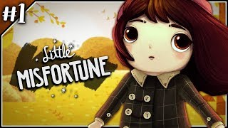 Let's Play Little Misfortune Blind Part 1 - Search for Eternal Happiness - From the Fran Bow Devs