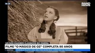 """Filme """"O Mágico de Oz"""" completa 80 anos"""