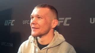 """Петр Ян: """"В UFC привыкли много болтать, а за слова надо отвечать"""""""