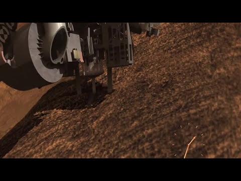 Curiosity's Drill Can Break - Known and Flown Anyway | Video