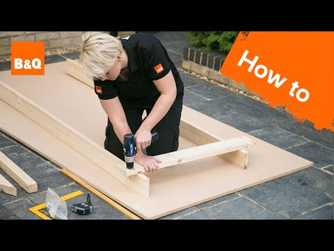 How to Fit an Internal Door Frame Part 2: Fitting the New Door Frame