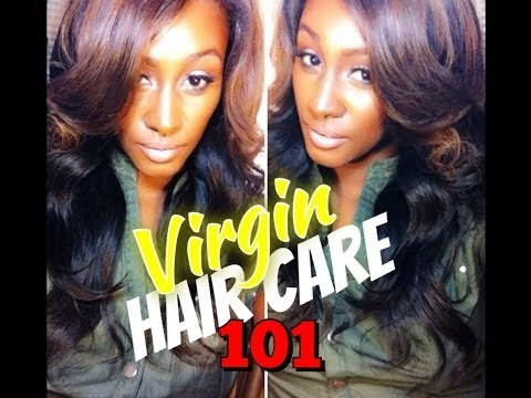 SENSATIONNEL BRAZILIAN NATURAL WAVY HAIR & HOW YOU TAKE CARE OF YOUR WEAVE GIRL!!!!