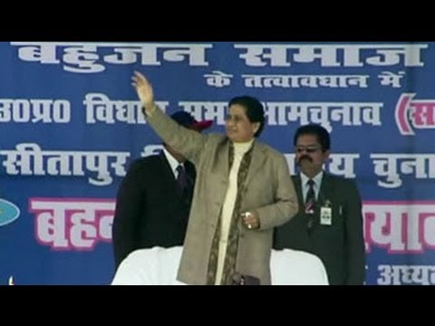 Truth vs Hype: Mayawati - Anatomy of a rally
