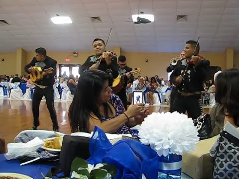 Funny Mariachis at the Hernandez Wedding