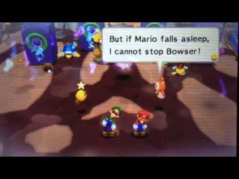 Mario & Luigi - Dream Team [Bowser,  Antasma, & The Dreambeat]