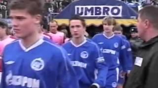 История футбольного клуба  Зенит  720p