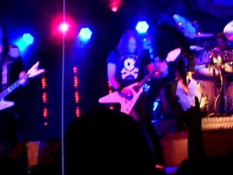 Helloween, Future World, with Kai Hansen, Hamburg Docks 9 Februar 2011
