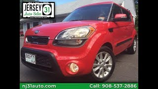 2013 Kia Soul Used Car Glen Gardner, NJ Jersey 31 Auto Sales Inc