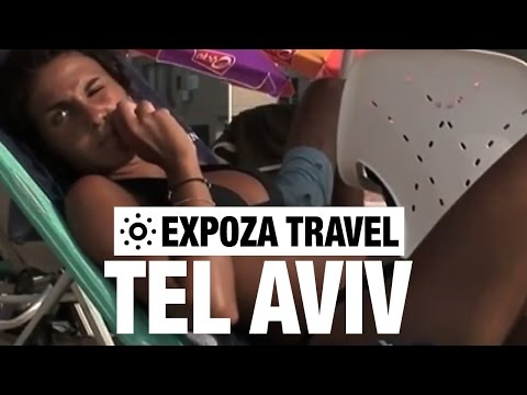 Tel Aviv (Israel) Beach Vacation Travel Video Guide