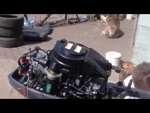 Стартер лодочного мотора своими руками 47