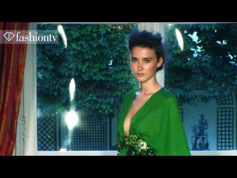 Dany Atrache Couture Fall/Winter 2012/13 FULL SHOW | Paris Couture Fashion Week | FashionTV