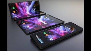 Samsung folding phone- infinity flex display future is here..