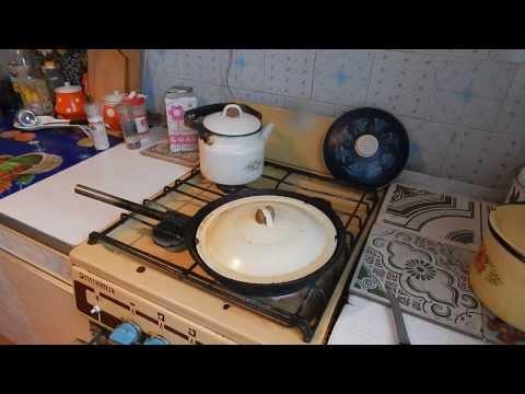 Как пожарить пельмени - видео