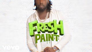 Mavado - Fresh Paint (Official Visualizer)