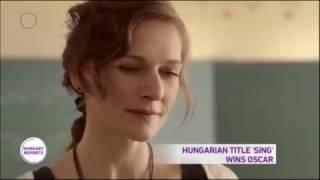 "Hungarian Film ""Sing"" Wins Oscar"
