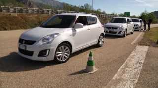 Suzuki Swift Sport e Restyling al Motoroasi (Susa)