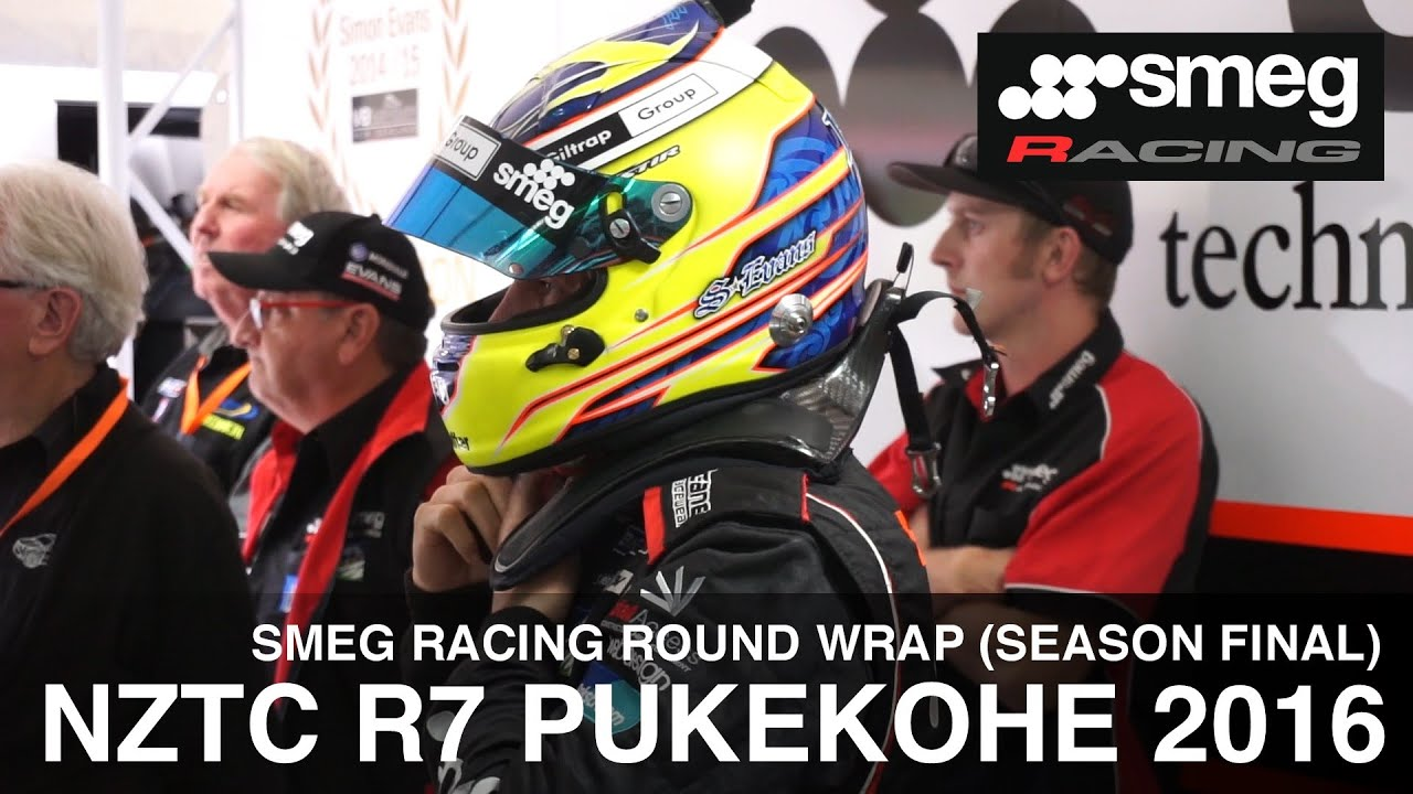 SMEG Racing - NZTC Round 7 - Pukekohe Raceway 2016 (Season Final)