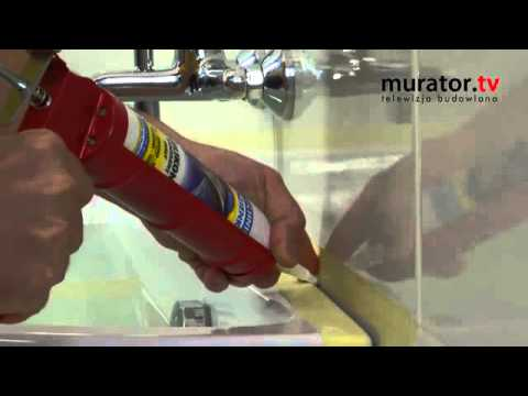 Silikonowanie brodzika i silikonowanie wanny - DOMOWE SOS