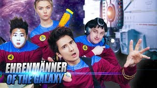 EHRENMÄNNER of the GALAXY I Julien Bam feat. Tanzverbot, Julia Beautx, Rezo