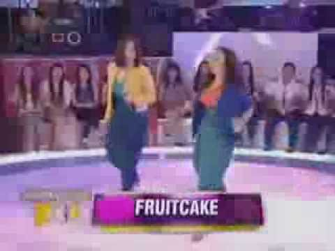Fruitcake Whoops Kirri 2013 Music Video Dance Steps Ft Vice Ganda, Anne Jomeo & Jel Aquino [fmv] video