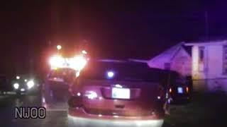 Dash Cam Footage Of Luis Cruz Shooting