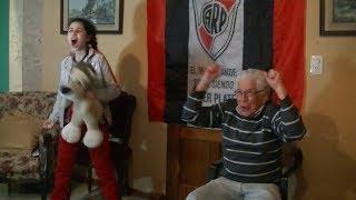 Gremio 1 River 2 | Semifinal vuelta Copa Libertadores 2018 | Reacciones amigos