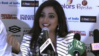 Shreya Ghoshal Live Singing & Exclusive Interview by Jamshed Riaz