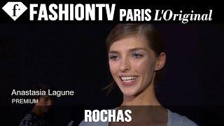 Rochas Spring/Summer 2015 FIRST LOOK | Paris Fashion Week | FashionTV