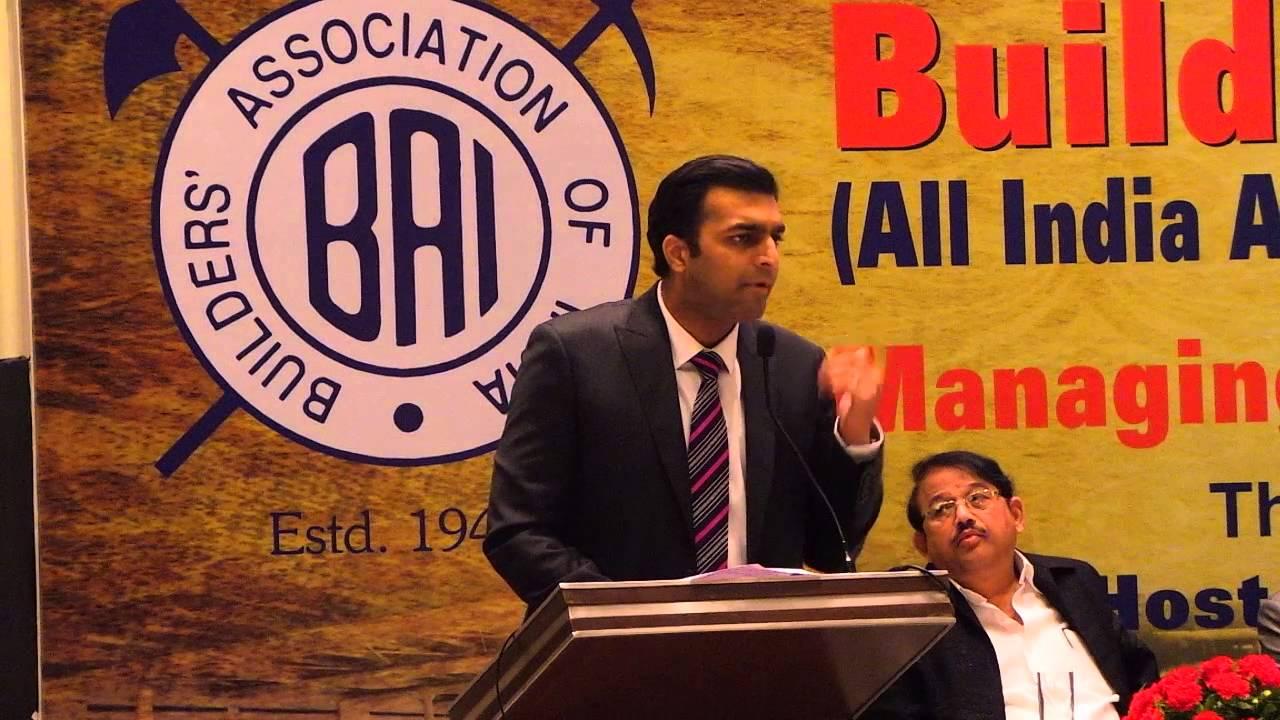 Bai 2013 Anshul Singhal at Bai 2013
