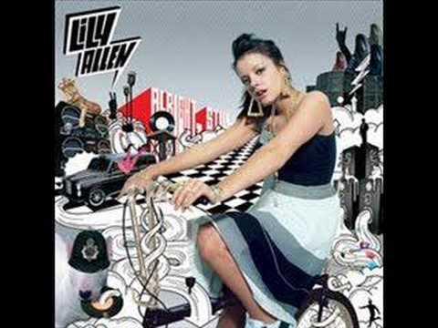 Lily Allen - Take What You Take