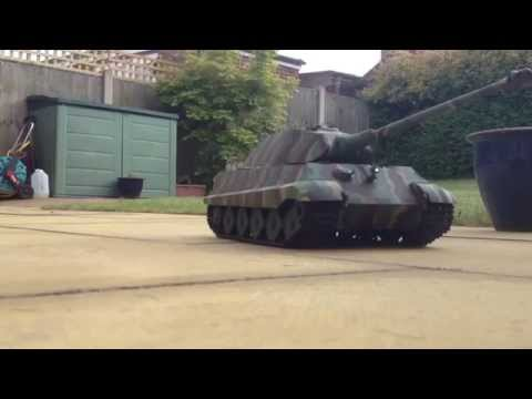 Heng Long King Tiger 1/16 RC Tank Review