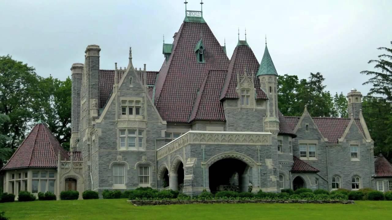 An American Castle Woodmont The Alan Wood Jr Estate