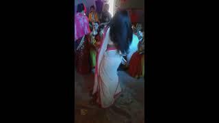 Mou Sexy Dance on Cousin's Wedding  Village Shelaidaha   Rabindranath Tagore Kuthibari