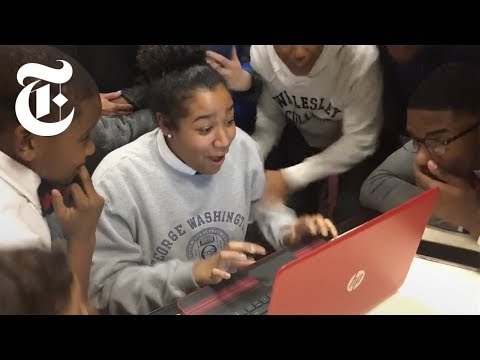 How Viral Videos Masked a Louisiana Prep School's Problems | NYT News
