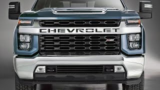 2020 CHEVROLET SILVERADO HEAVY DUTY - Features, Design, Factory