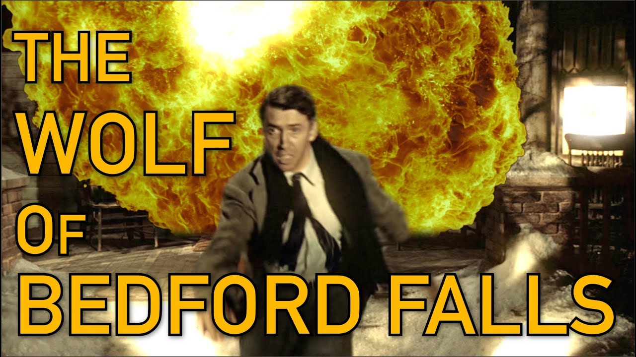 The Wolf Of Bedford Falls Martin Scorsese 39 S It 39 S A Wonderful Life 2 Official Trailer Youtube