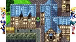 Final Fantasy VI Advance Part 4 - Rune Knight